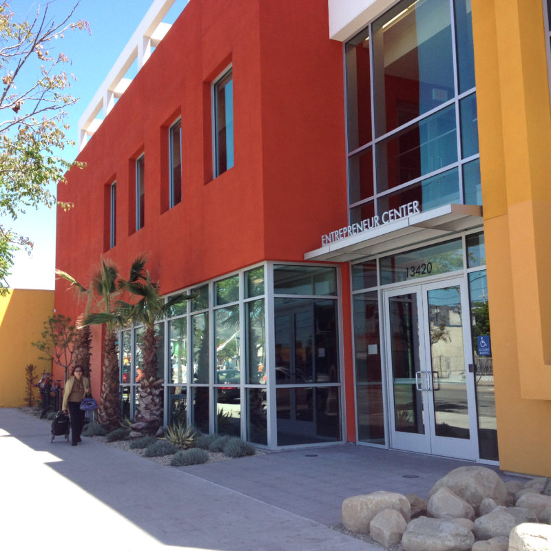 Entrepreneur Center
